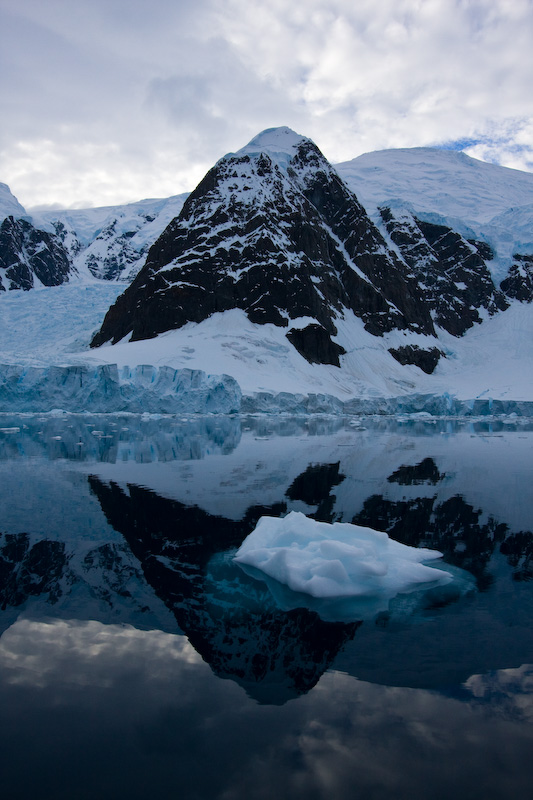 Peak Reflection And Icebergs