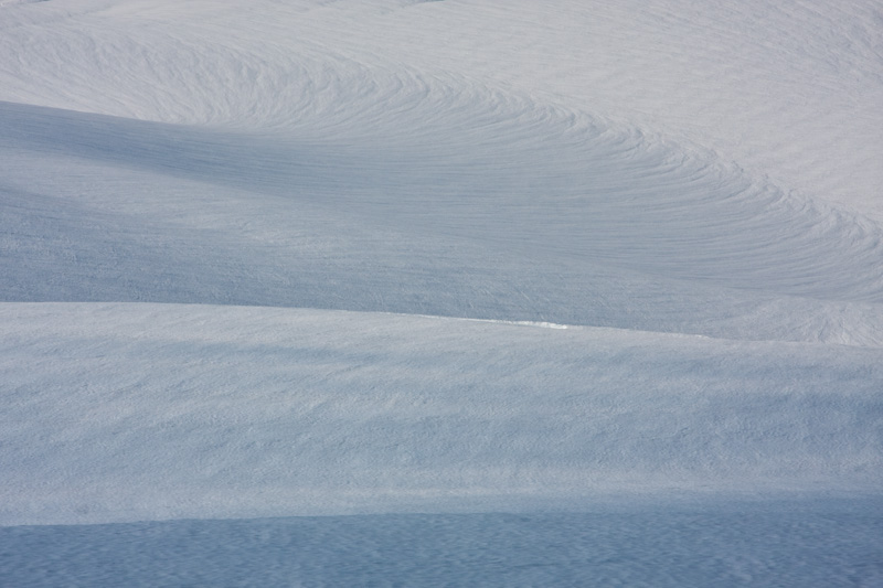 Patterns In Snow