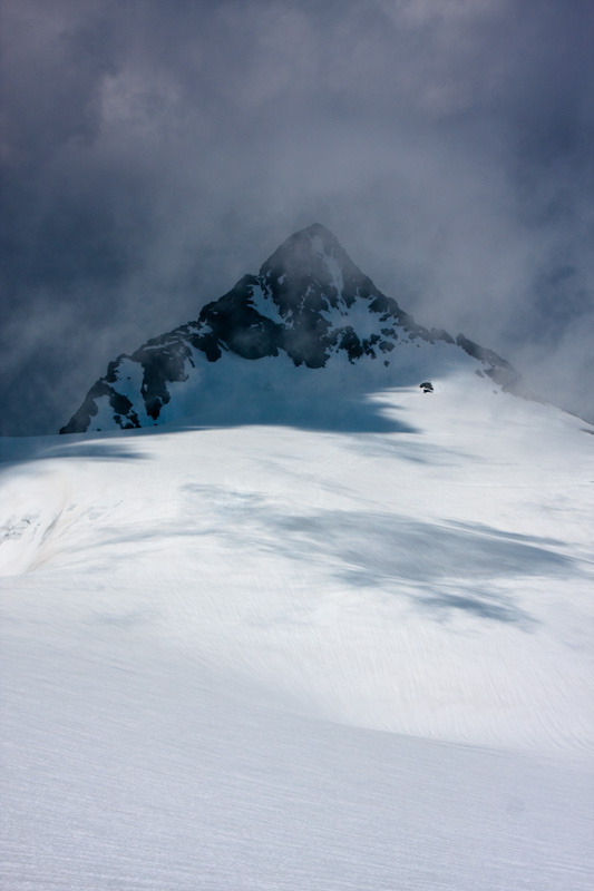 Mount Shuksan And Cloud Shadows