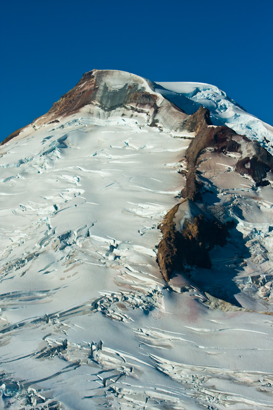 Summit Of Mount Baker