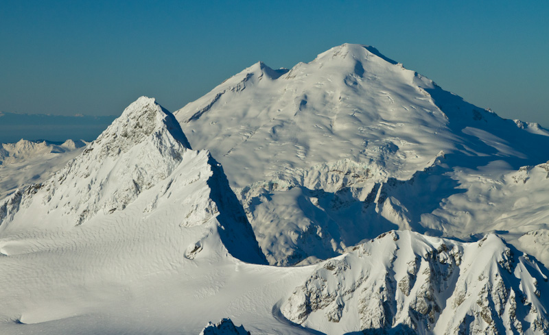Mount Shuksan And Mount Baker