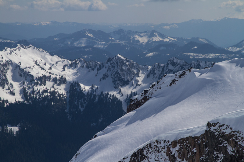 The Tatoosh Range