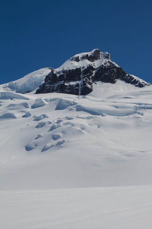 Seracs On The Coleman Glacier