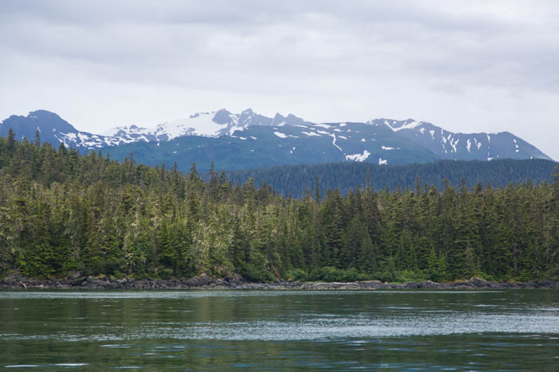 Mountains Above Lynn Canal