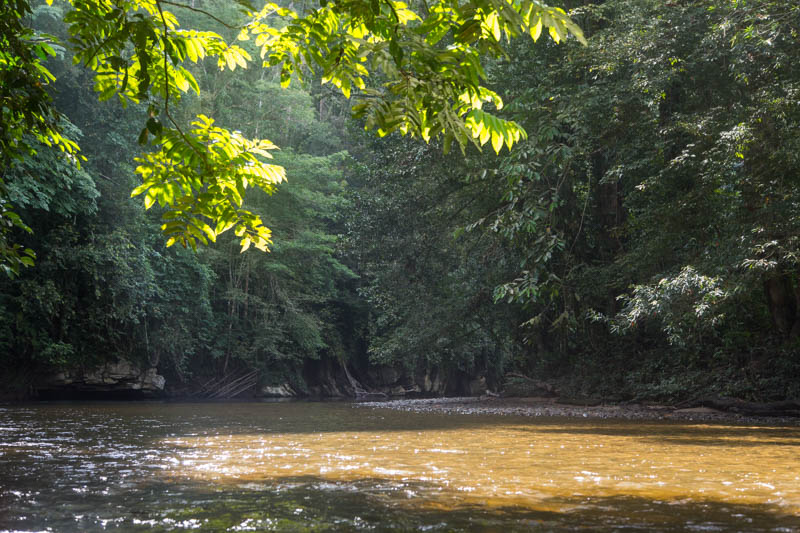 The Melinau River